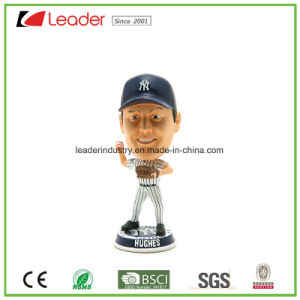 Eco-Friendly Polyresin Customized Bobblehead Statues for Souvenir Gifts and Home Decoration pictures & photos