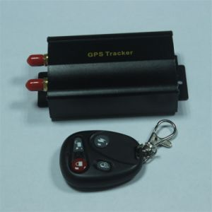 Vehicle Tk103b+ Car GPS Tracker Tracking Device with Remote Control Anti-Theft Car Alarm System pictures & photos