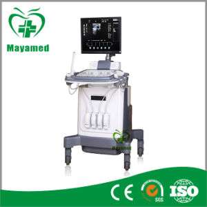 "My-A034b Medical 19"" High-Resolution LCD Color Monitor Trolley Color Doppler pictures & photos"