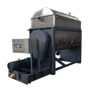 Inudstrial Horizontal Continuous Powder Mixer pictures & photos