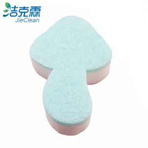 Marshroom Shape Cleaning Sponge Melamine Sponge pictures & photos