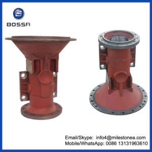 Trailer or Tractor Rear Axle Shaft Housing Casting Parts with Customized pictures & photos