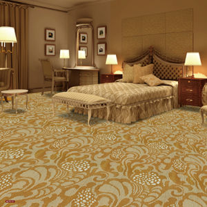 N376 - 1/8 Nylon-PA6 Cut &. Loop Wall to Wall Carpet pictures & photos