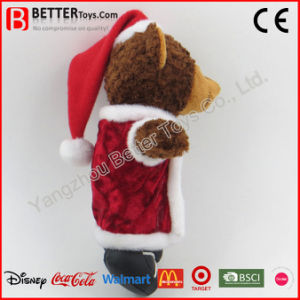 Stuffed Animal Bear Christmas Toy pictures & photos