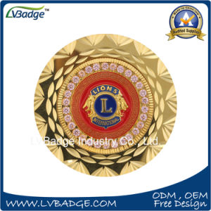 Metal Souvenir Challenge Coin with Special Edge pictures & photos