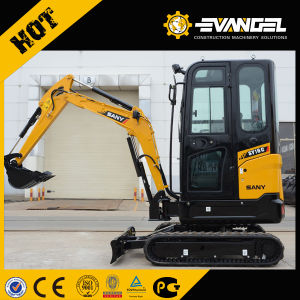 Small Works Small Projects Sany New Used Excavator 1.6t Sy16 pictures & photos