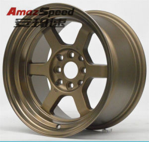 15, 16 Inch Alloy Wheel with PCD 8X100-114.3/ 6X139.7 pictures & photos