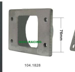 CNC Machine Cutting 76mm Car Air Intake Adaptor pictures & photos