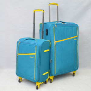 2017 Chubont Fashion Washing Cloth Material Travel Trolley Bag pictures & photos