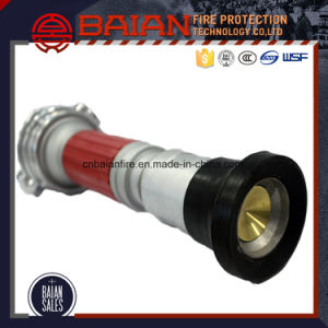 Aluminium High Pressure DC Spray Fire Nozzle pictures & photos