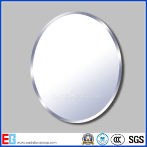 Decorative Beveled Glass Wall Mirror Made of Aluminum Mirror pictures & photos
