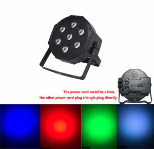 Nj-L7 7*10W 3in1 LED PAR Light Stage Light pictures & photos