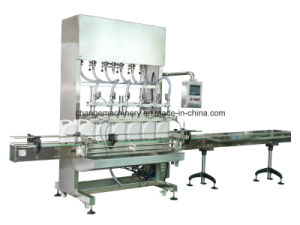 Top quality vodka whisky filling capping labeling packaging line pictures & photos