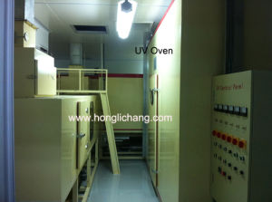 UV Oven in Automatic Spray Coating Shop pictures & photos