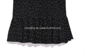 Korea Style Polka Dots Dress pictures & photos