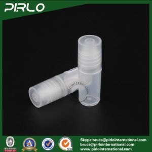 3ml Translucid Color Plastic Roll on Bottle Empty PP Plastic Cosmetic Deodorant Roll on Bottle pictures & photos