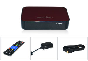 New Full HD Mini Scart HD Set Top Box with Full Arabic and European Channels pictures & photos