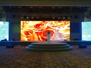 Indoor P5 LED Display
