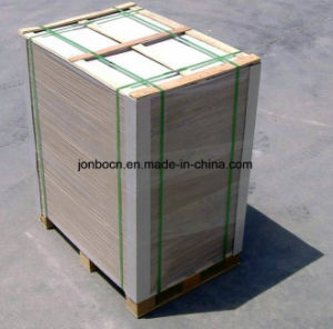 Coated Duplex Cardboard with Grey Back pictures & photos