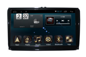 New Ui Android 6.0 System Car GPS for Volkswagen Universal 9 Inch Touch Screen with Car DVD Player