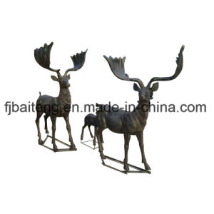 Metal Statue for Outdoor Decoration pictures & photos