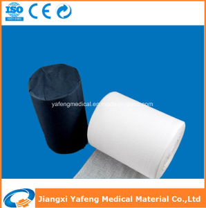 Medical Cotton Gauze Roll with Different Length pictures & photos
