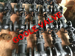 Forged Steel Bellows Seal Flanged Globe Valve (GAWJ41H) pictures & photos