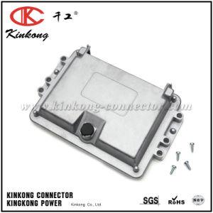 Customized Automotive 121pin ECU PCB Aluminum Enclosure Box pictures & photos