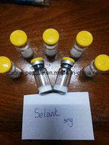 129954-34-3 Polypeptide Lyophilized Powder Selank 5mg / Vial pictures & photos