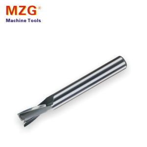 2 Edge Welding Tungstan White Steel Rough Milling End Mill pictures & photos