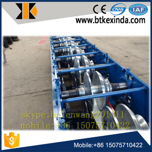 China Metal Gutter Forming Machine pictures & photos