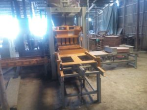 Manual Block/Brick Making Machine Qft3-20 pictures & photos
