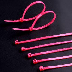 Huada Plastic Cable Tie, Nylon Tie, Cable accessory, Wire Ties, Nylon Cable Tie, Zip Tie pictures & photos