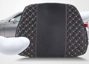 Car Back Support Pillow Lumbar Cushion Windmill Pattern pictures & photos