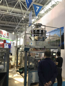 Automatic Rotary Bag Packing Machine for Food pictures & photos