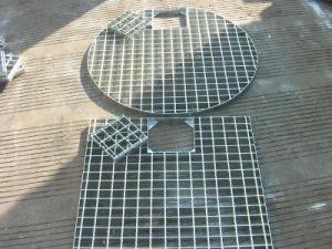 Galvanized Drainage Steel Lattice for Floor pictures & photos