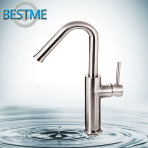 Single Handle Ceramic Cartridge Sink Kitchen Faucet pictures & photos