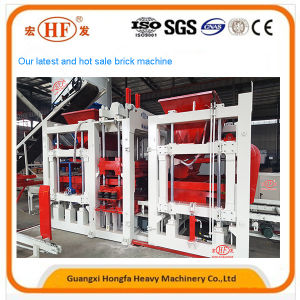 Fully Automatic Concrete Block Making Machine in Canton Fair pictures & photos