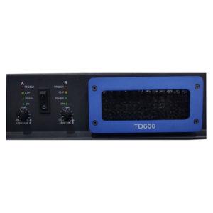 PRO Audio Double Channel 2u Speaker Professional Power Amplifier (B-1600) pictures & photos