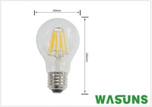 Lowest Price 8W LED Filament Edison Light Bulb pictures & photos