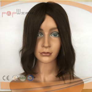 Full Lace Hidden Knots Human Hair Women Wig pictures & photos