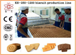 Kh-600 Cookie Biscuit Making Machine pictures & photos