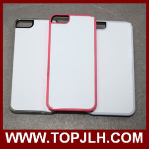 Sublimation Painting PC Case for iPhone 5c with Square Hole