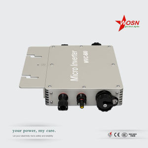 MPPT Charge Solar Grid Tie Inverter Wvc-600W pictures & photos