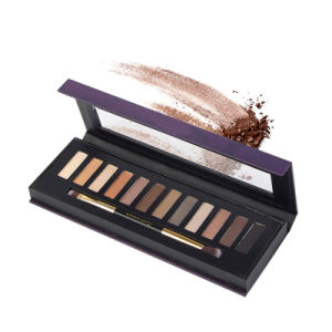 12 Colors Eyeshadow Palette Highlighter Glitter Matte Effect Es0299 pictures & photos