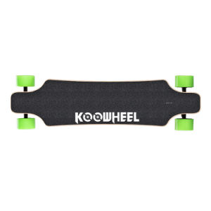 40km/H Dual Hub Motor Koowheel Electric Skateboard, Patented Removable Samsung/LG Battery Electric Skateboard pictures & photos