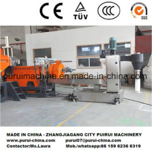 Plastic Granulating Machine for PP Bottle Regrind Flakes pictures & photos