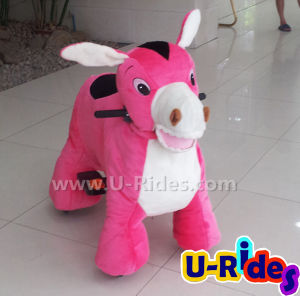 Donkey Walking animal ride car for kids pictures & photos