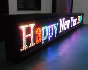 P10mm Super Bright 12000nit Outdoor Advertising LED Display Screen Prices pictures & photos