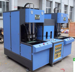 Semi-Auto Extrusion Blowing Moulding Machine Machine for Pet Bottle pictures & photos